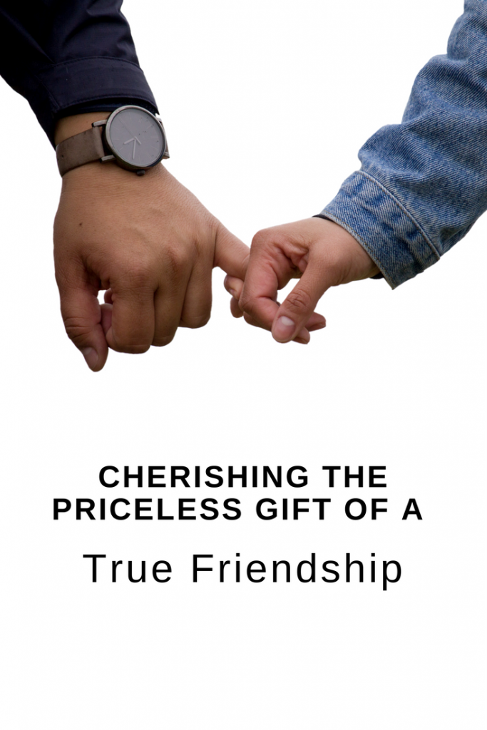 cherishing the priceless gift of a