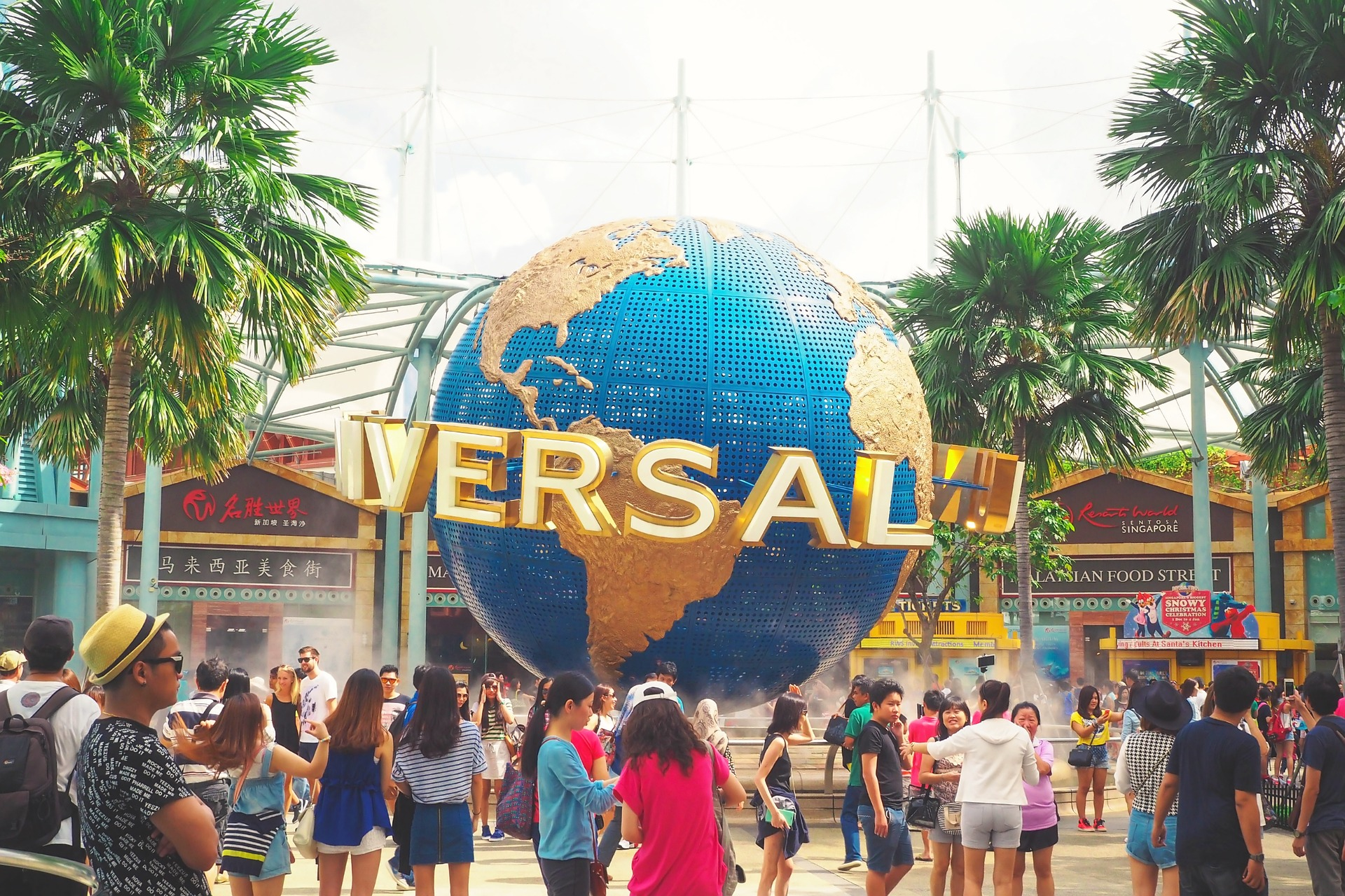 How did we enjoy Singapore as our First International Travel Destination