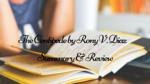"""Summary and Review of """"The Centipede,"""" by Rony V. Diaz"""