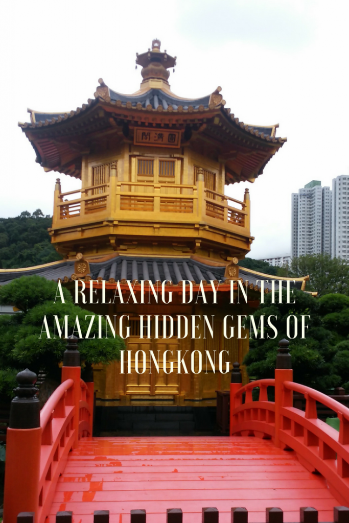 a relaxing day in the amazing hidden gems of hongkong