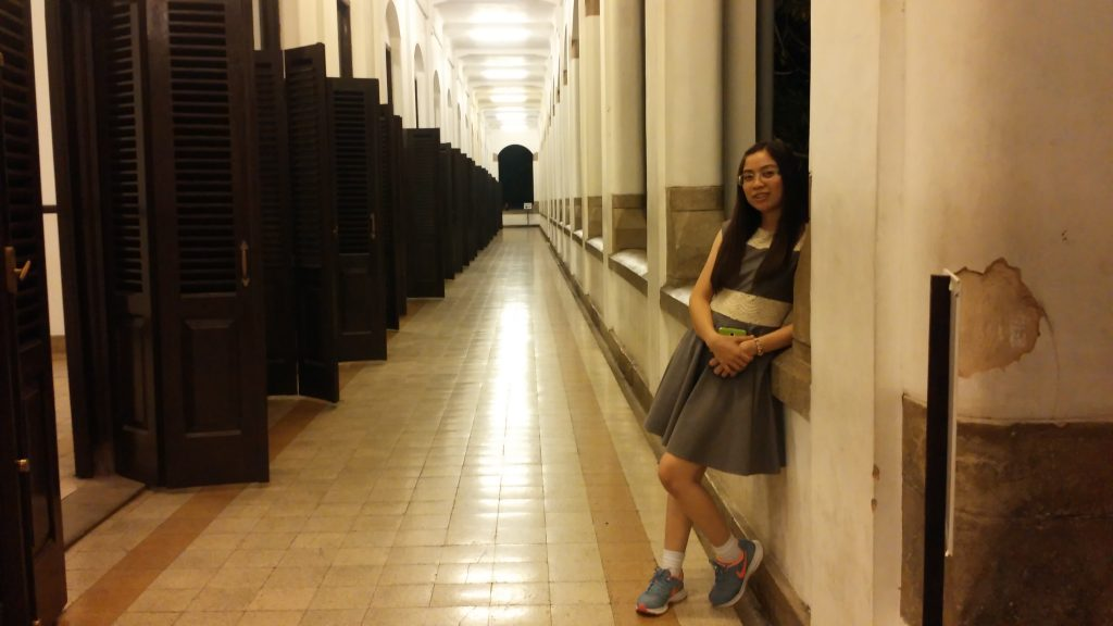 Lawang Sewu and Musing Moments on Doors