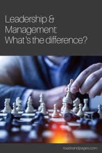 leadership and management what is the difference