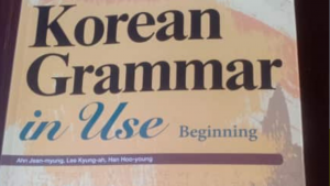 KOREAN BOOK REVIEW: Korean Grammar In Use